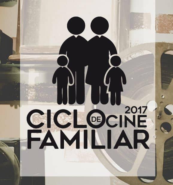 Programación Ciclo de Cine Familiar 2017